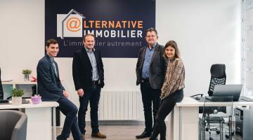 Equipe alternative immobilier